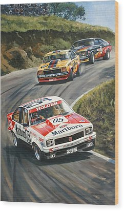 'brock's Bathurst 1979' Wood Print