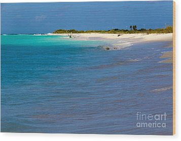 Bvi At Its Best Wood Print by Beverly Tabet