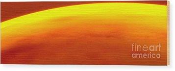 C Ribet Orbscape 9071ca Wood Print