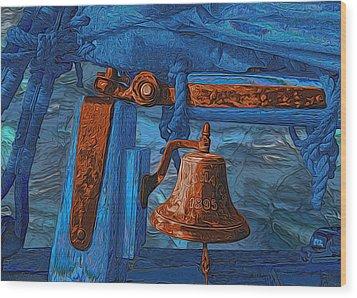C. A. Thayer Wood Print by Jack Zulli