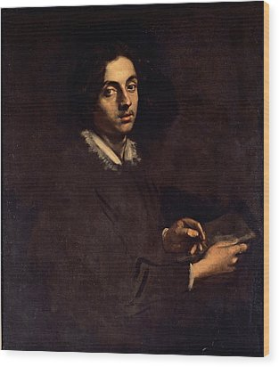 Cantarini Simone Known As Il Pesarese Wood Print by Everett