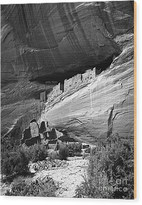 Canyon De Chelly Wood Print by Steven Ralser