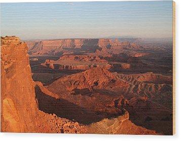 Canyonlands Wood Print