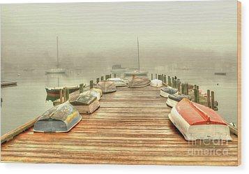 Cape Cod Morning 2 Wood Print