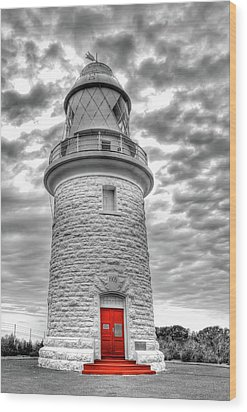 Cape Naturaliste Lighthouse Wood Print