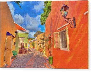Caribbean Dream Wood Print