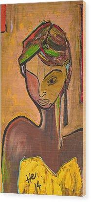 Caribbean Of The Mind 40x20 Wood Print