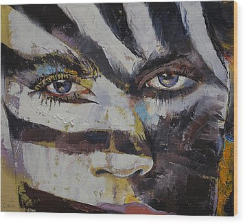 Carnival Wood Print by Michael Creese