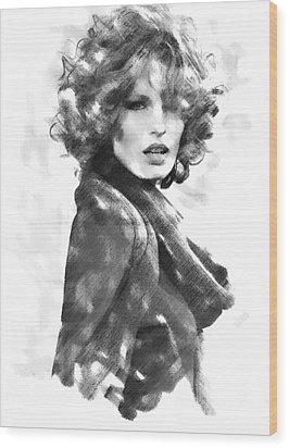 Caroline Winberg Wood Print