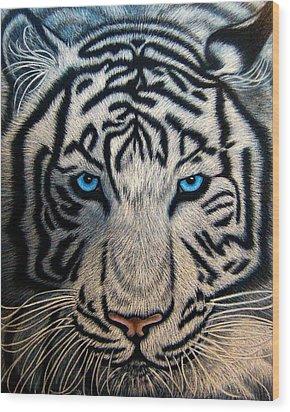 Casper Wood Print