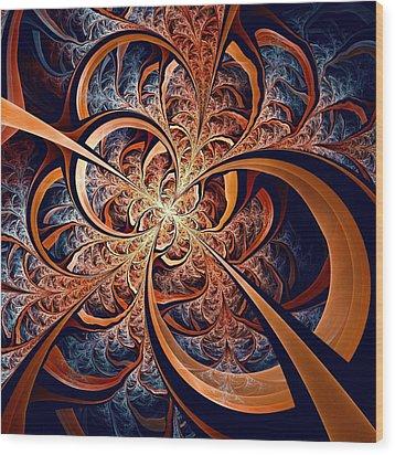 Cave Of Wonders Wood Print by Anastasiya Malakhova