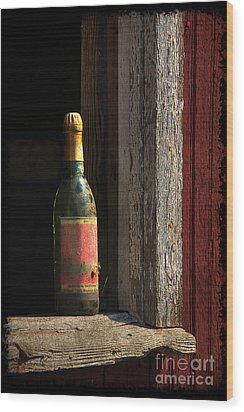 Celebrations Past Wood Print by Lois Bryan