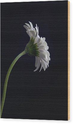 Challenge Wood Print by Kim Andelkovic