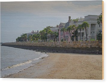Charleston Battery Wood Print