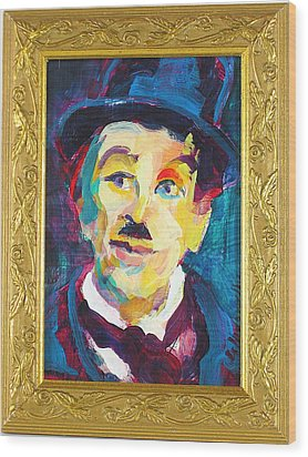 Charlie Wood Print by Les Leffingwell