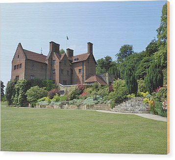 Chartwell Churchill Home Wood Print