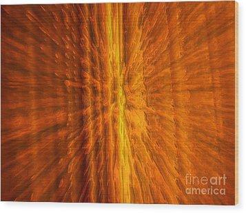 Chemistry 247 Wood Print