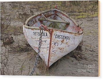 Chetzemoka Wood Print