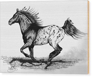 Chiefton Wood Print