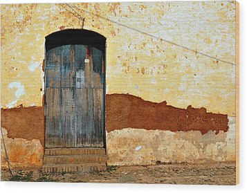 Cienfuegos Cuba Wood Print