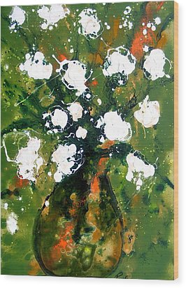 Cinnabella Wood Print