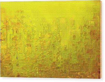 City Of Joy 2013 Wood Print by Rabi Khan