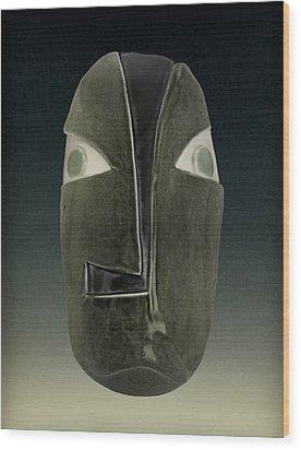 Cladophora #0008 Wood Print by Diana Lee