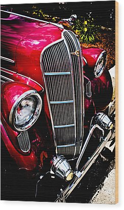 Classic Dodge Brothers Sedan Wood Print