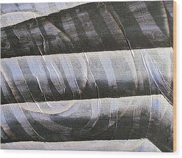 Clipart  001 Wood Print by Luke Galutia