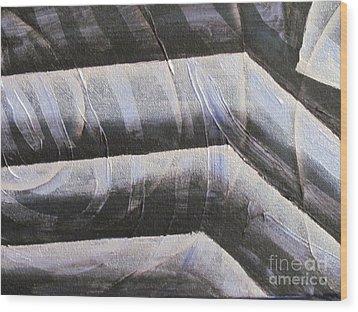 Clipart 002 Wood Print by Luke Galutia