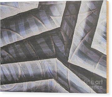 Clipart 003 Wood Print by Luke Galutia