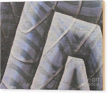 Clipart 008 Wood Print by Luke Galutia