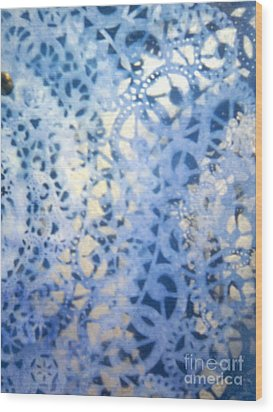 Clipart 009 Wood Print by Luke Galutia