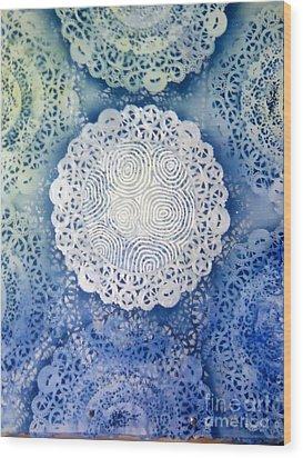 Clipart 011 Wood Print by Luke Galutia