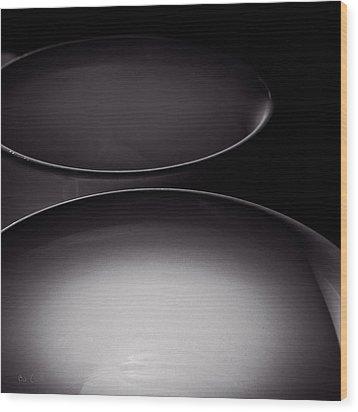 Coffee Mugs Wood Print by Bob Orsillo