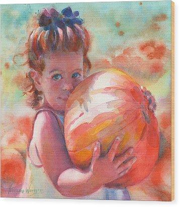 Colleen Wood Print by Yevgenia Watts