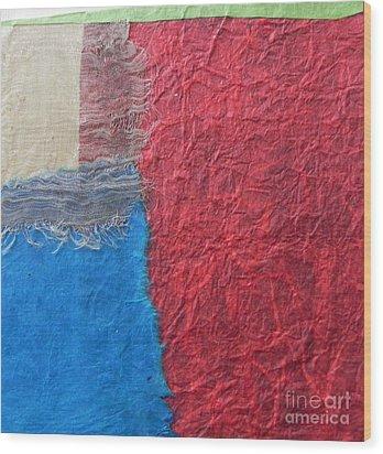 Color 5 Wood Print