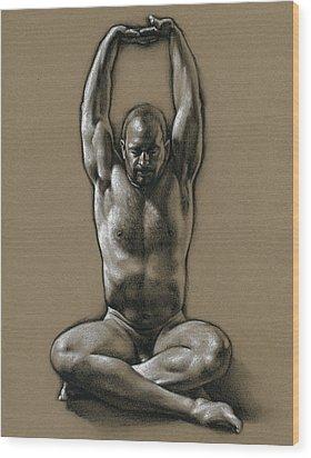 Comfort 2 Wood Print by Chris Lopez