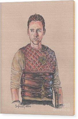 Coriolanus Wood Print
