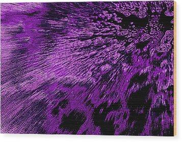 Cosmic Series 011 Wood Print