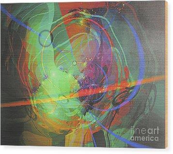 Cosmos #7 Wood Print