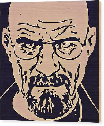 Cranston Wood Print by Movie Poster Prints