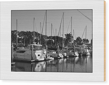 Wood Print featuring the digital art Cruising San Diego Style by Kirt Tisdale