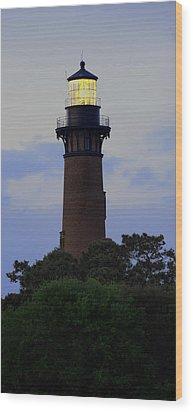 Currituck Lighthouse Wood Print