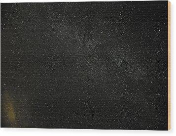 Wood Print featuring the photograph Cygnus  Deneb  Vega by Greg Reed