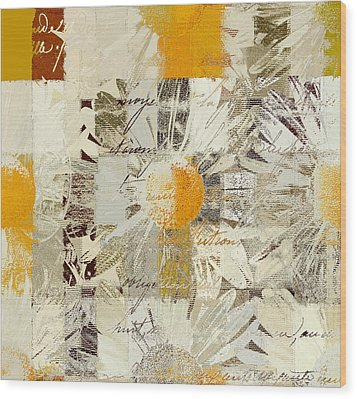Daising - J055112109 - 01 Wood Print by Variance Collections