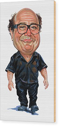 Danny Devito Wood Print by Art