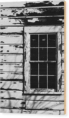Wood Print featuring the photograph Darkness by Beverly Parks