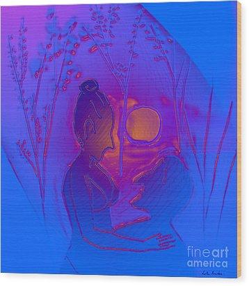Dawn Wood Print