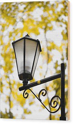 Daylight - Featured 3 Wood Print by Alexander Senin